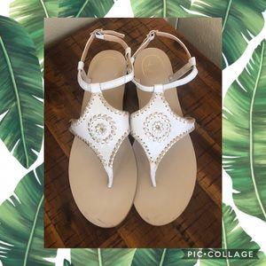 ⬇️ Jack Rogers - Maci Flat Sandal - Size 10